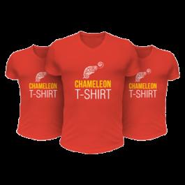 t-shirt Printing Graphic Design Chameleon Production Koh Samui Thailand