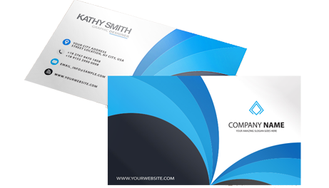 Pvc lamination business card
