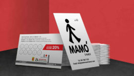 discount business card, Mamo hotel resort restaurant chaweng, koh samui, thailand