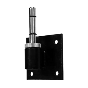 wall mounting bracket vertical with rotation bearing 360