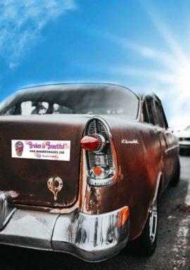 professional 3m bumper sticker design and printing service thailand